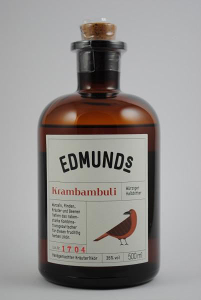 Edmund`s Krambambuli Kräuterlikör, Kullmer